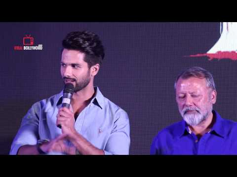 Haider Movie Book Launch | Shahid Kapoor | Shraddha Kapoor | Vishal Bharadwaj