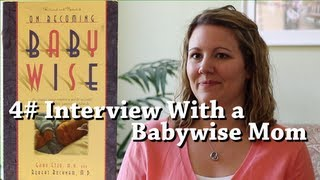 Scotty Becoming Babywise- #4 Interview with Katharine