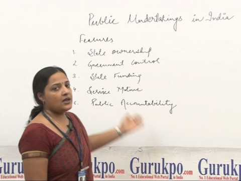 Public undertakings in India by Dr. Shivani Bansal, Biyani Girls College, Jaipur, Rajasthan (2014)