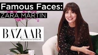 Baixar Famous Faces: Zara Martin | Harper's Bazaar Arabia
