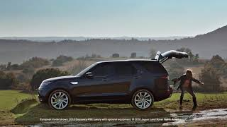 2019 Land Rover Discovery   Powered Tailgate   Land Rover USA