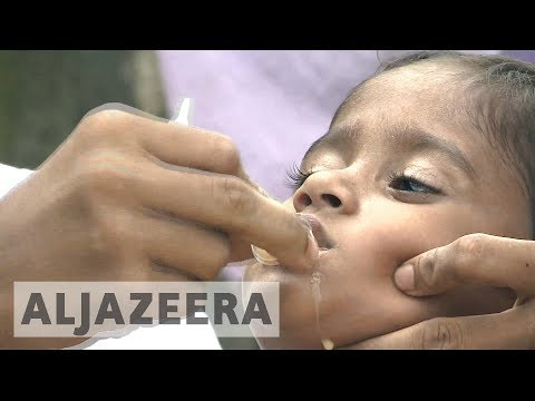 Over 700,000 Rohingya vaccinated for cholera to prevent epidemic