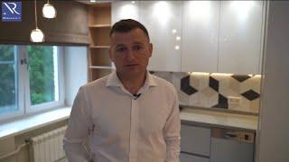 Компания Новострой Ремонт обзор ремонта квартиры в скандинавском стиле, 67 м²
