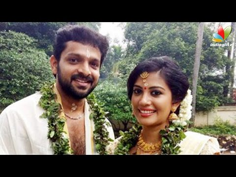 shivada nair enters wedlock with muralikrishnan hot malayalam cinema news