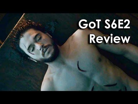 Ozzy Man Reviews: Game Of Thrones - Season 6 Episode 2