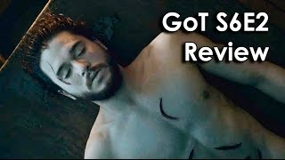 Ozzy Man Reviews: Game of Thrones - Season 6 Episode 2