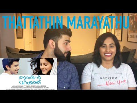 Thattathin Marayathu Trailer Reaction |...