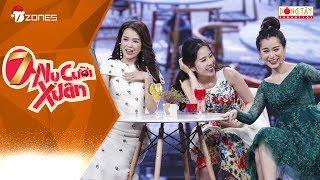 Bên Thuận - Bên Chống: Có nên khoe đời tư lên mạng xã hội? | 7 Nụ Cười Xuân | Tập 1 (22/1/2018)