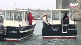 RHEA 730 FISHING - Essai moteurboat.com