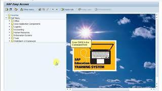 SAP MODULE PP Avancée fonctions de routage,de la création à la production de ressources et d'outils ,de créer de production r