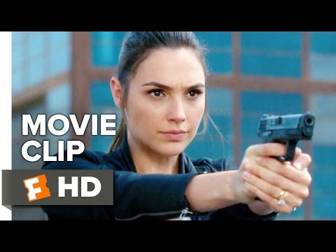 Keeping Up with the Joneses Movie CLIP - Your Wife (2016) - Gal Gadot Movie