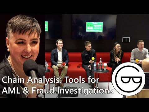 Chain Analysis: Tools For AML & Fraud Investigations