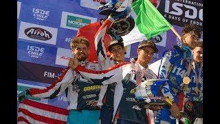 2018 ISDE - U.S. Junior World Trophy team highlights