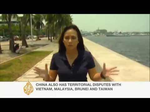 China-Philippines tension over maritime dispute