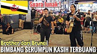 Bimbang Serumpun Kasih Terbuang - EYE | Brother macho dari Brunei ni punya suara lemak berkrim!