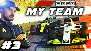 F1 2020 MY TEAM CAREER Part 3: New Track! Upgrades! Bold Strategy at Vietnam GP!