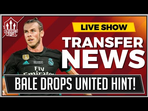 BALE Wants Manchester United Transfer!