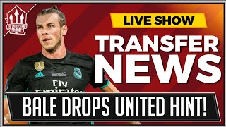 BALE Wants Manchester United Transfer?