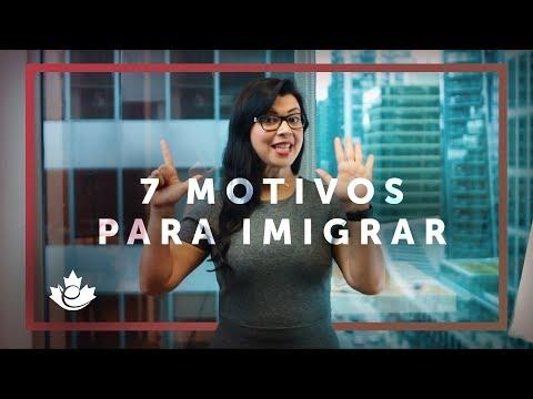 7 MOTIVOS PARA IMIGRAR