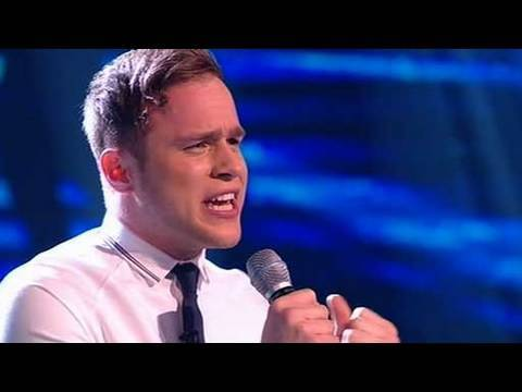 The X Factor 2009 - Olly Murs: She's The One - Live Show 1 (itv.com/xfactor)