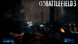 Endlich freies Schussfeld [Let´s Play][Battlefield 3][HD] Teil 3