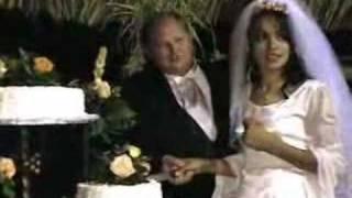 Jim & Esther Ost Wedding Reception - Cake Cutting