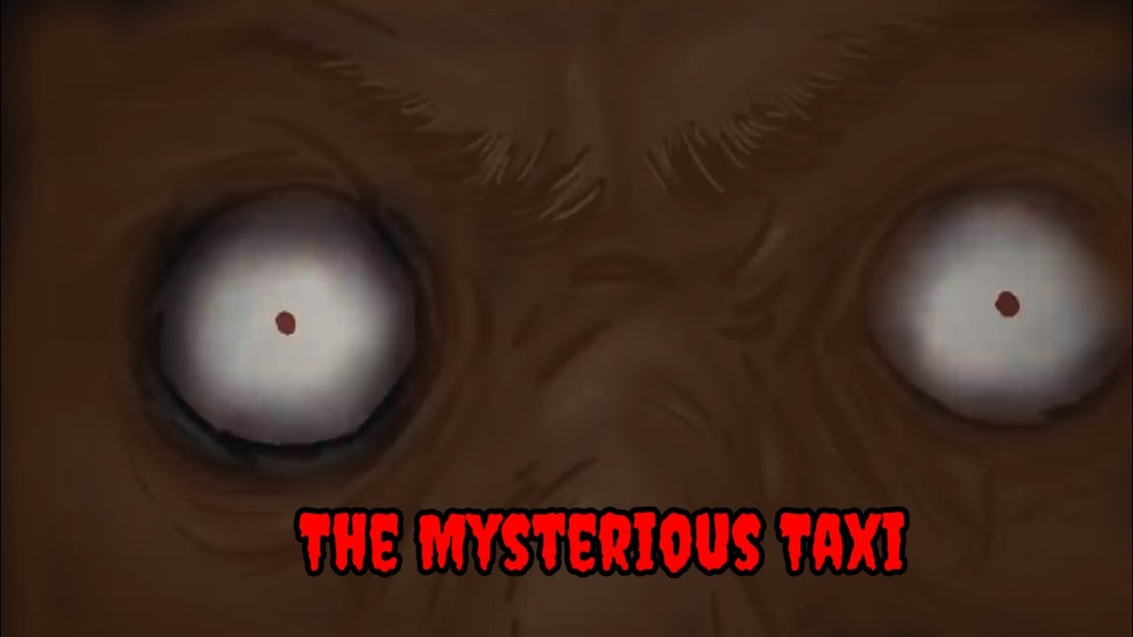 The Mysterious Taxi Horror Story || Animated Horror Story In Hindi || Samarth Horror Stories