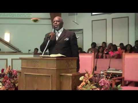 James Willis Ministering in the WORD - Prospect Church