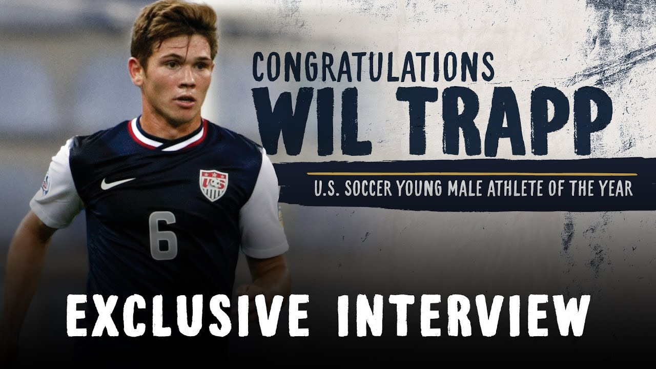 52226b01d Wil Trapp One-on-One - YouTube