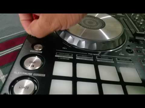 Pioneer DDJ SX2 Top Layer Removal & Cleaning