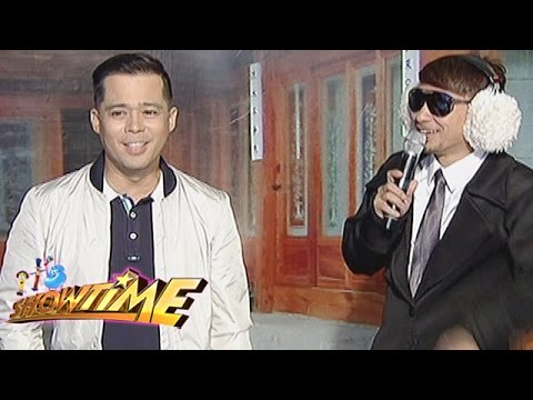 It's Showtime Ansabe: Dingdong Avanzado - YouTube