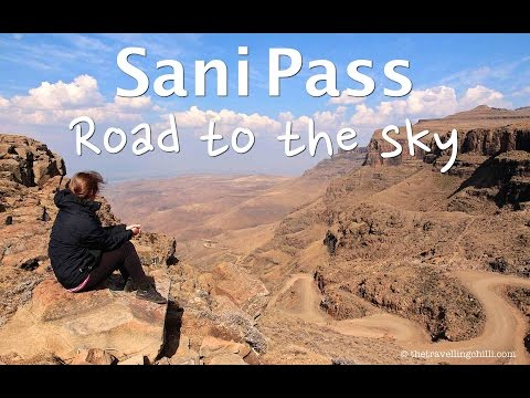 Sani Pass - Lesotho - Part 1