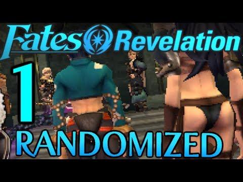 Fire Emblem Fates: Revelation RANDOMIZED. THE LEGEND BEGINS. Part 1