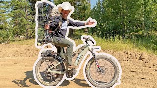 Back Country Elk Hunting with Electronic Bikes