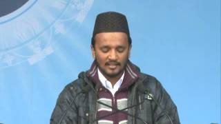 Nazm Hai Shukre Rabbe at Jalsa Salaana Qadian 2012