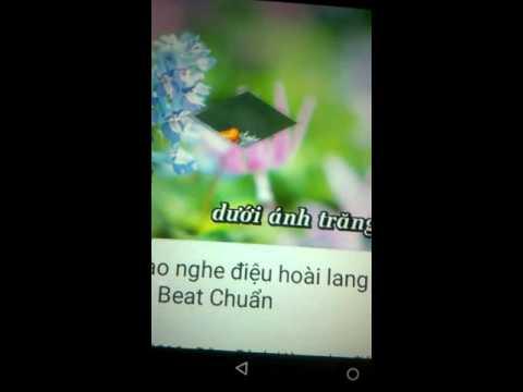 KIM Dem Ganh Hao ( Karaoke )