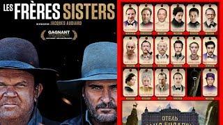 Обзор фильмов Братья Систерс и Отель Гранд Будапешт