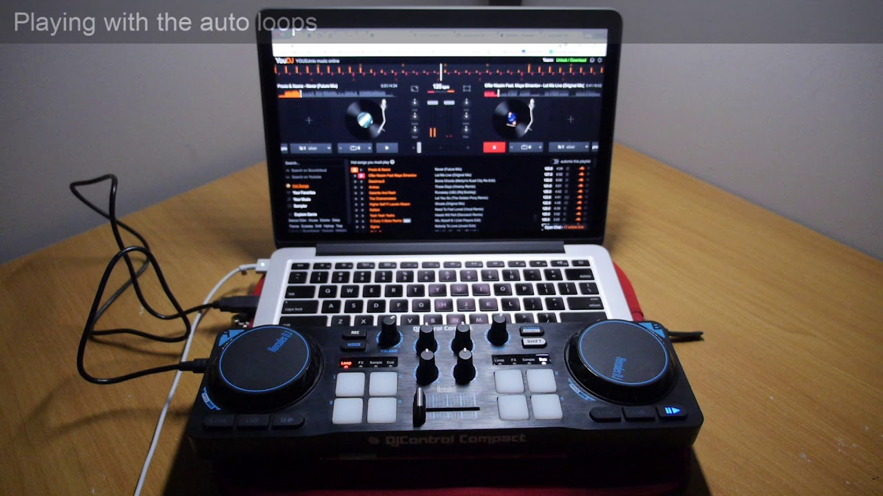 YOU DJ SOFTWARE WITH MIDI - Download the YOU DJ software