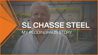 My Peddinghaus Story - SL Chasse Steel - Hudson, NH - USA