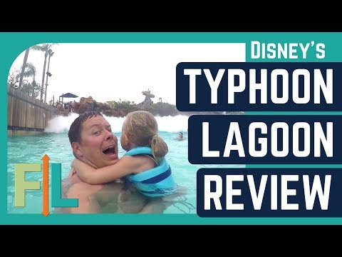 Disney's Typhoon Lagoon Review 2017 (Park hours, ticket prices, rides, slides and MORE!)
