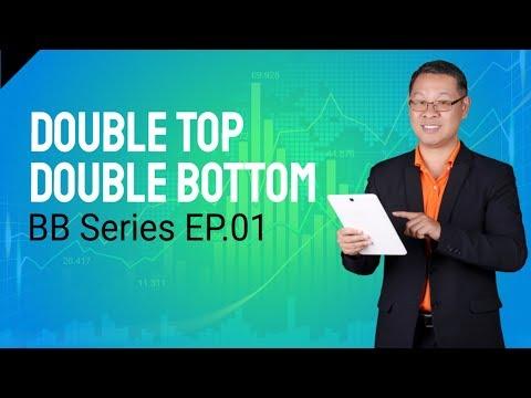 Forex สอน เทรด : 216 - BB Ep.01 - Double Top / Bottom