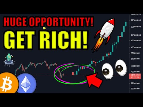Cryptocurrency Investors! – GET READY!   BITCOIN, ETH, & DeFi ALTCOINS ABOUT TO EXPLODE!