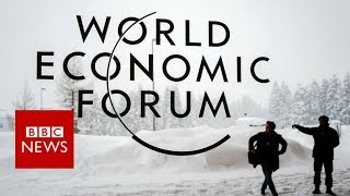 Davos explained: In 90 seconds - BBC News