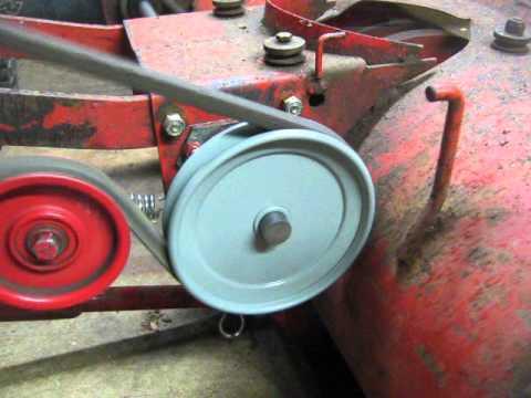 how to make a drive belt