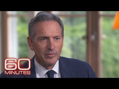 Former Starbucks CEO Howard Schultz says Donald Trump is not qual ...
