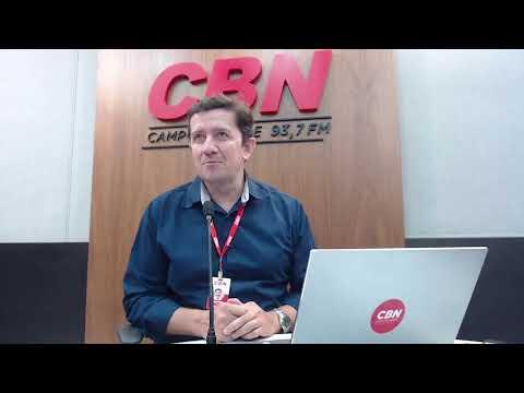 CBN Campo Grande om Otávio Neto (12/09/2019)
