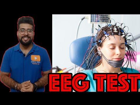 EEG Test in Hindi || Electroencephalogram हिंदी में  || Medical Guruji