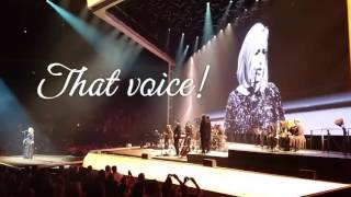 Download Adele Live 2016 - Our Amazing Journey Mp3 and Videos