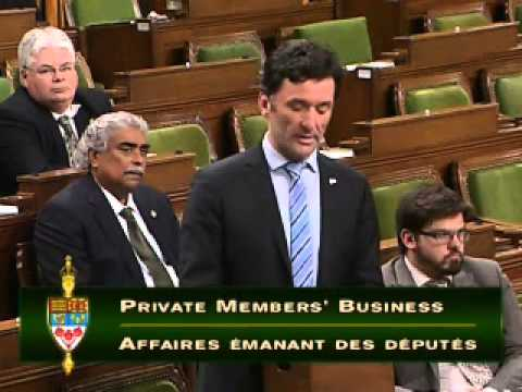 #38 Bill C-486 (Defeated) Conflict Minerals Act