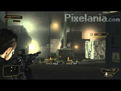 Video Reseña | Deus Ex Human Revolution - Pixelania